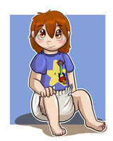 Chris by toddlergirl