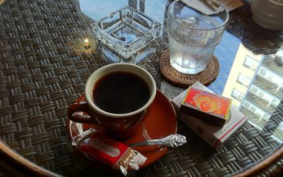 Coffee and Cookie by Jundai