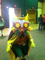 Skull Kid! by 6SeaCat9