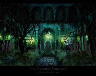 The Garden Forlorn by Dhuaine