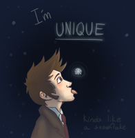 Unique like a snowflake by Eibrook