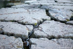 Cracked stone surface stock image 001 by NoirArt