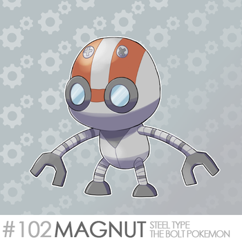 102 - Magnut by SirAquakip