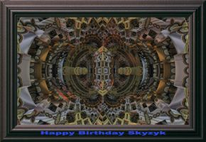 Happy Birthday Skyzyk by CmdrChaos