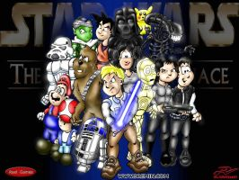 Star Wars TVM cover by Dremin