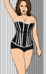 Corsetry by docwinter