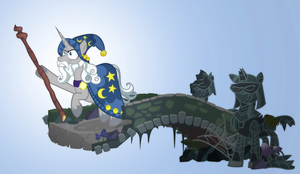 YOU SHALL NOT PASS by PixelKitties
