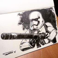 Storm Trooper by DRPR