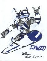 Robots Request- DAVID by WMDiscovery93