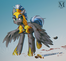 Defender by Margony by Cloudzapper8