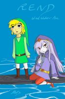 Rend Wind Waker practice by fleetfleets