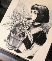Mathilda by thefreshdoodle