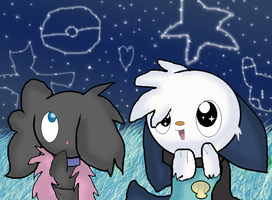 Constellations by Dizzy-Foxi