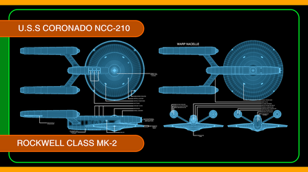 Rockwell Class schematic by Terranimperial