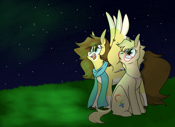 Fireworks Are Nice by Cha-Cha-Charlie