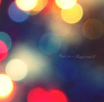 Bokeh II by simgreensoul