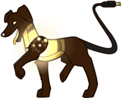 Lumiere Dogs (griffsniff Design Challenge + INFO) by FizzGryphon