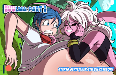Fanart Friday: Buulma Part 2 Teaser by Axel-Rosered