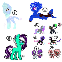 30 Point MLP Adopt - Sale (5/9Open) by Blast4rt