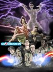 Ghostbusters tribute 30 anniversary by maurizio75g