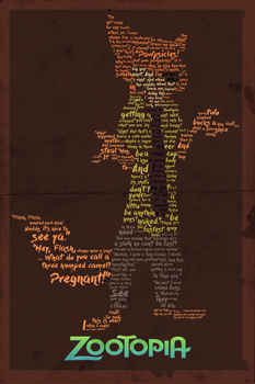 -- Typography poster -- by 0l-Fox-l0