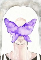 remind me what butterflies feel like by SonaLorano