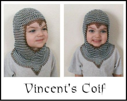 Vincent's Coif by ArmouredRaven