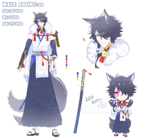(AUCTION|CLOSE)MALE ADOPT 08 by krianart