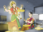 Diwali - The financial department by VachalenXEON