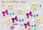 Tutorial for colouring by okami-chan774