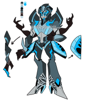 Conceity's Transformers RiD 2015 Ref and Bio by PurpleGramps