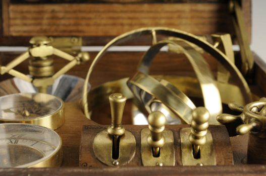 Time Machine Levers by osiskars
