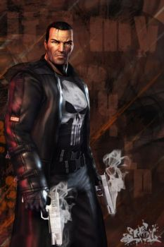 The Punisher by homielou