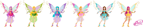 Winx: Celtix Concepts by DragonShinyFlame