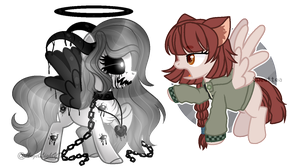 .:Collab:.[[You oke?]] by AngelLightYT
