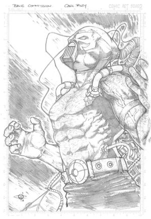 Bane Commission by Carl-Riley-Art