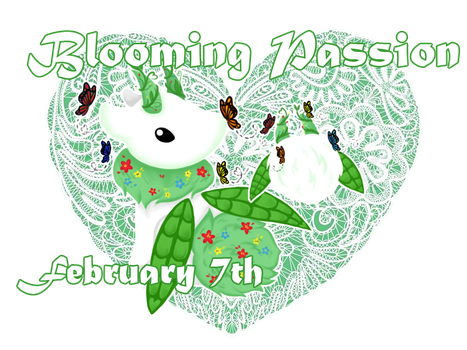 Day 7 - Blooming Passion by AliLV