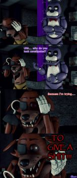 Random FNAF comic #13 by Chowie333