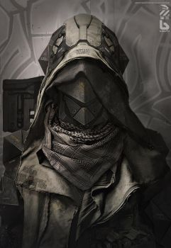Assassin. by duster132