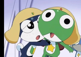 KERORO X TAMAMA by tackytuesday