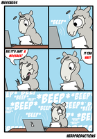 [Llama Spit] Messages by HerdProductions
