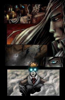 Bloodlust 2. , page 2 by BloodlustComics