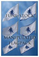 Manipulated flagpack by Fune-Stock