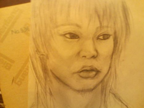 -Unfinished- Kyo sketch by JxRockxWhore