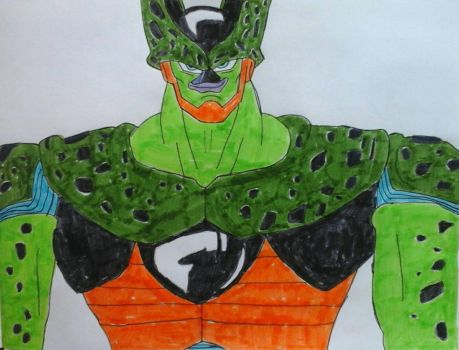 Semi Perfect Cell by JQroxks21