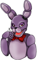 Commissh: Bonnie by AnglaFireFlare
