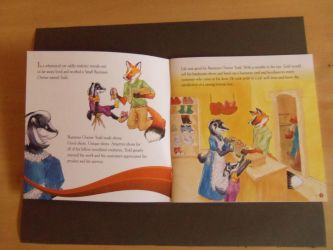Page 1 and 2 of Book by karookachoo