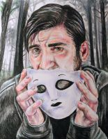 Marble Hornets - Tim by Tyrei
