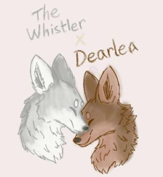 Wolves of the Beyond - The Whistler x Dearlea by xXSilvrTheShipprXx