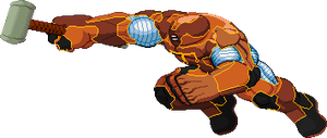 The Worthy Juggernaut/ Kuurth Breaker Of Stone by GeekwithAttitude